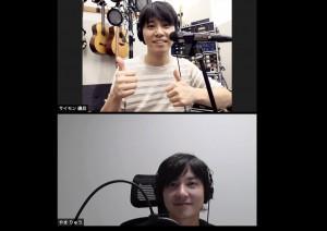 FM802 Radio Fields 山村隆太&磯貝サイモン
